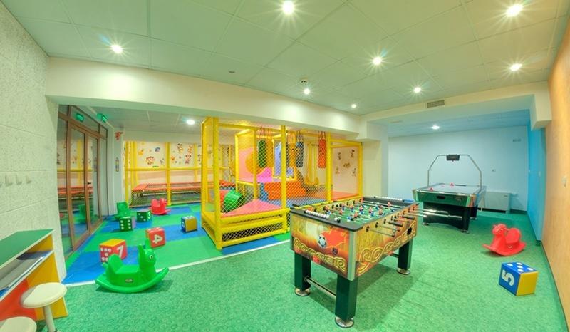 занималня за деца в хотел камелия пампорово