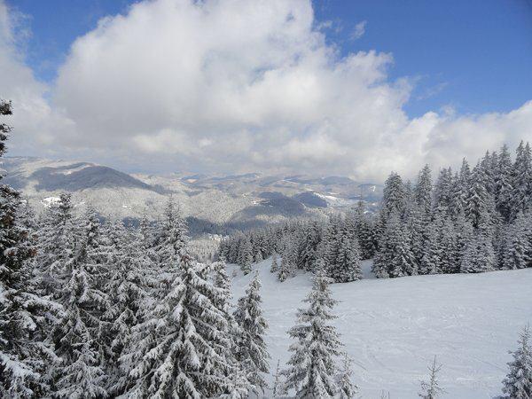 снежна приказка в Пампорово