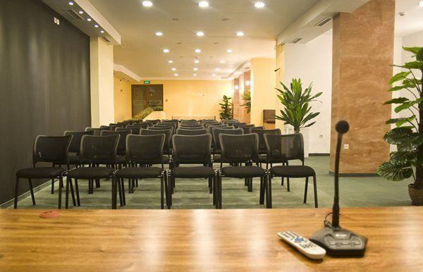 зала за изнасяне на лекции в пампорово