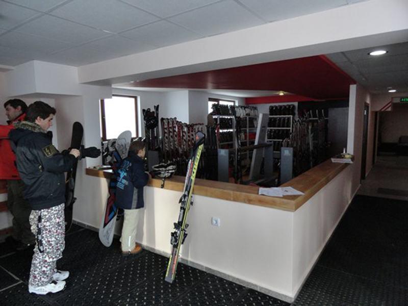 наем на ски в хотел камелия пампорово