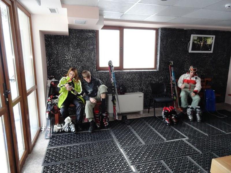 подготовка за каране на ски в пампорово