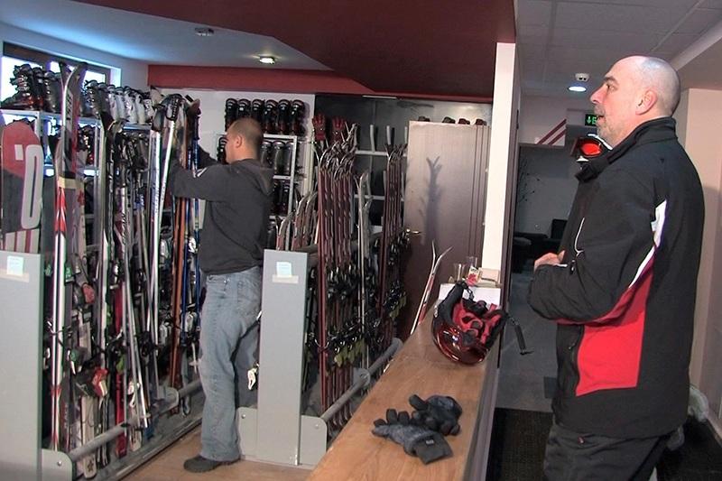 избор на ски оборудване