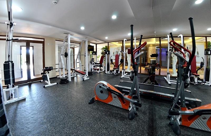 Фитнес в Хотел Камелия пампорово