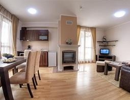 двустаен апартамент хотел камелия