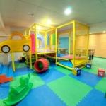 игри в детския кът на хотел камелия