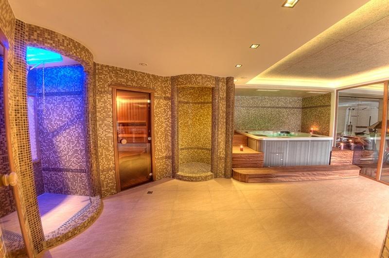 spa център в хотел Камелия Пампорово