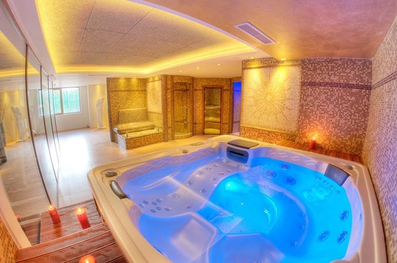 хотел камелия spa център