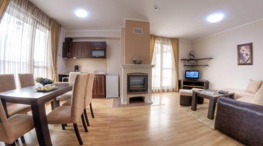 Двуспален апартамент