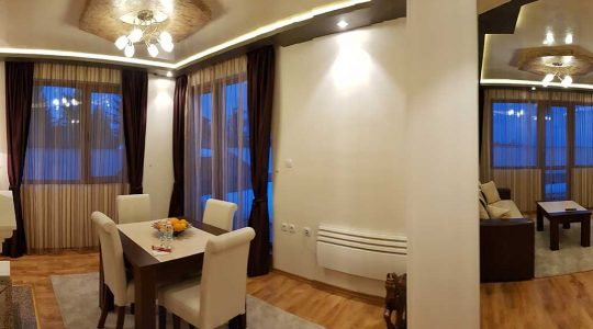 Триспален апартамент